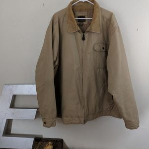 Brown Faded Glory Jacket